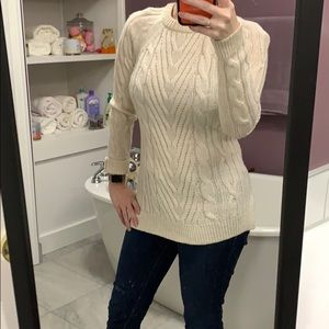 H&M chunky sweater